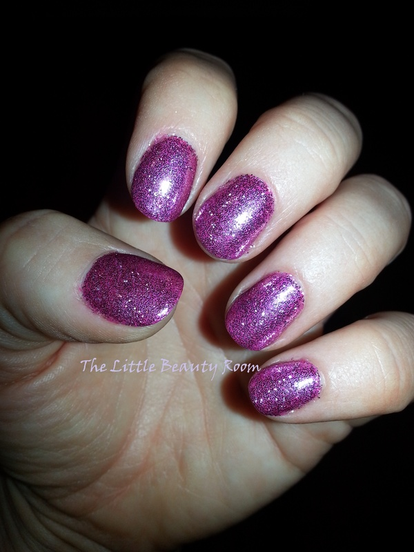 Brisa Lite and Shellac Rockstar Nails - The Little Beauty Room